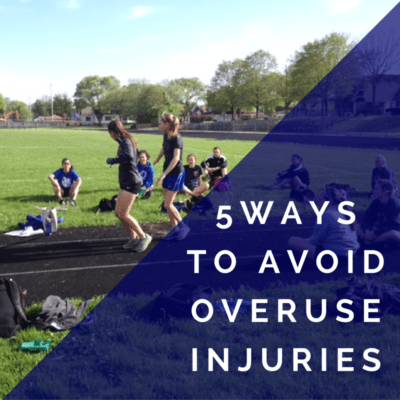 overuse injuries